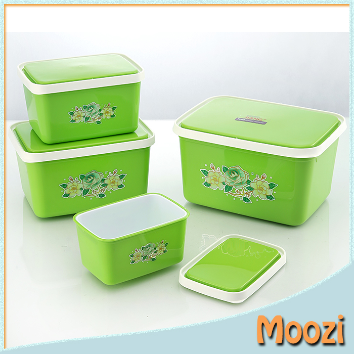 Factory Price Eco-Friendly fashion Professional custom logo PP Plastic Box