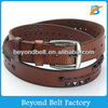 /product-detail/beyond-brown-pyramid-studs-rivets-and-perforated-decor-single-layer-genuine-leather-belt-1408733119.html