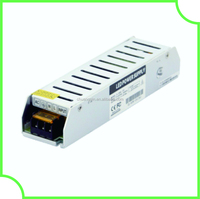60W 24V 2.5A switching strip LED light power supply for CCTV camera