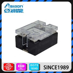 ASIAON Alibaba China Low Price 80a Waterproof 80-250vac Finder Solid State Relay