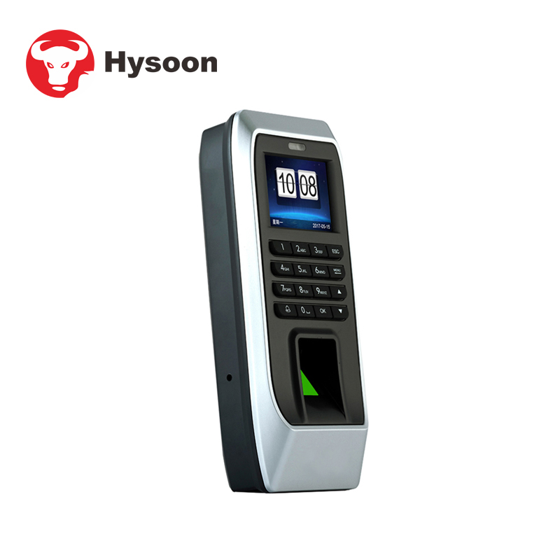 "2.4"" TFT Screen Free <strong>Software</strong> 125khz Standalone TCP/IP Fingerprint Access Control"