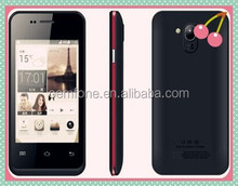 3.5inch 0.3MP+2.0MP camera Dual SIM low cost smart phone