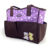 Polyester Cute Baby Diaper Bag, Mommy Changing Nappy Bag With Multifunctional Pockets