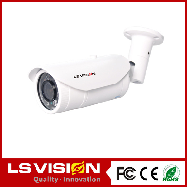 50m IR night vision H.264 all in one ip network camera