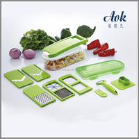New popular quick vegetable dicer,fruit slicer