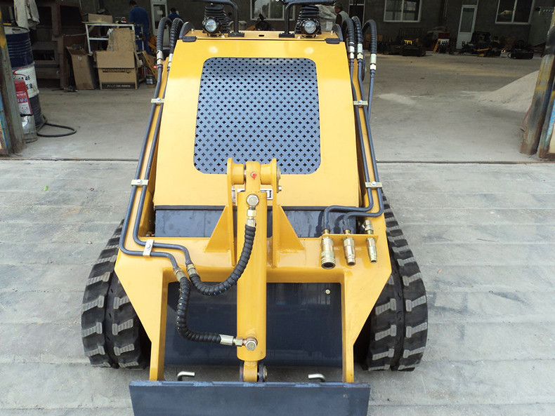 China supplier low price skid steer