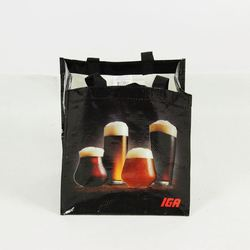 OEM Hot Sale Non Woven Recylcable Waterproof Canvas Tote Bags From India