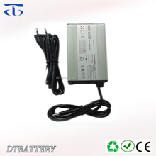 54.6V 2A Lithium Battery Charger UK US EU AU JAPAN plugs chargers for 48V Onewheel Smart