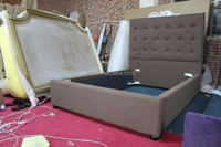 Classic Luxury Furniture Exotic Double Fancy Bed