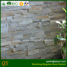 Grey Slate Rough Edge exterior wall cladding tiles price
