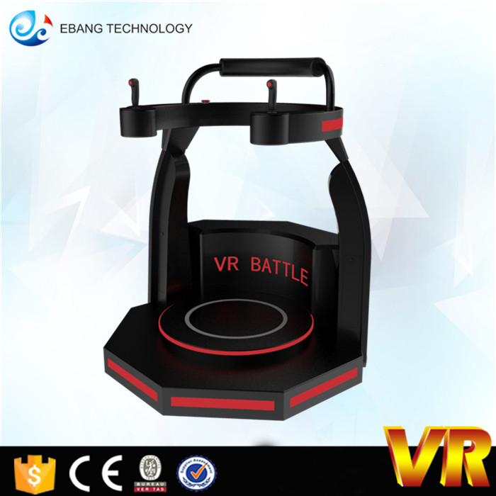 shooting games 9d vr battle machine 360 degree simulator 5d movies