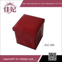 plastic compartment felt handbag storage stool box with drawer