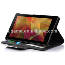 Factory Supply High Quality Stand Leather Case for Nexus 7 2nd Generation Google