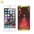 Christmas gift printing phone case for iphone 7