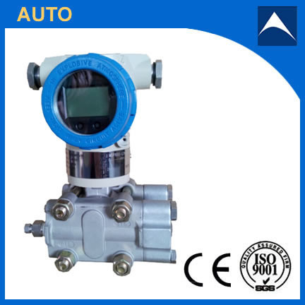 4-20mA output signal metal capacitive differential pressure transmitter