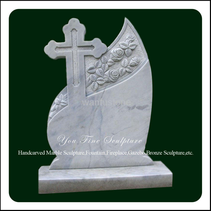 Hot Sale Marble Cheap Headstones