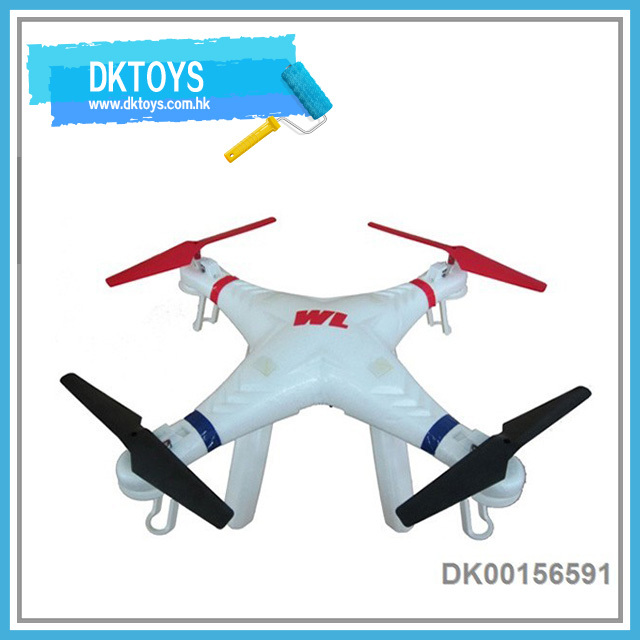 WL TOYS V262 Foam Frame RC Quadcopter 2.4G 4CH 6 Axis R/C Quadcopter with Gyro and Light