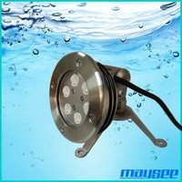 High quality IP68 DMX underwater pond LED light