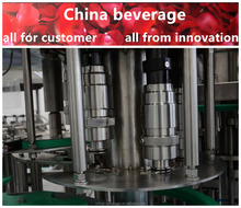 High quality complete automation plastic jus bottle making machine factory