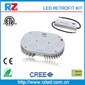 New design ETL/cETL/CE/RoHS listed LED retrofit kits to replace sport stadium light