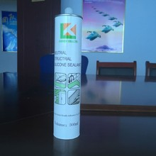 neutral curing excellent adhesion high strength high modulus high flexible weatherproof silicone sealant