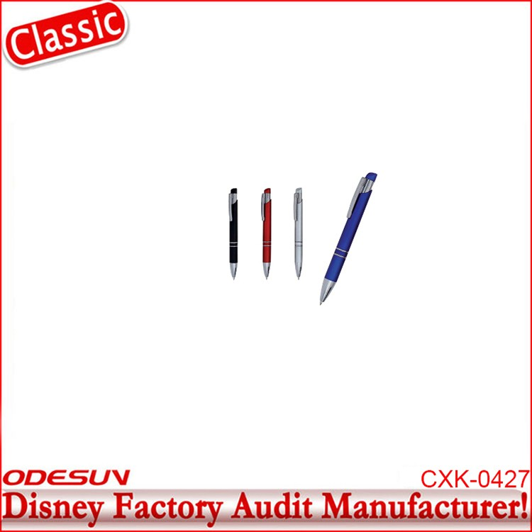 Disney Universal NBCU FAMA BSCI GSV Carrefour Factory Audit Manufacturer Screen Touch Stylus Ball Pen With Lanyard