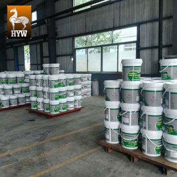 HYW cement based waterproof pu coating supplier for tiles