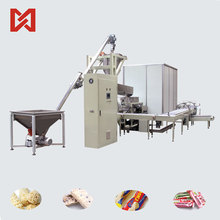 Best selling professional chocolate cereal bar machine, cereal bar production line