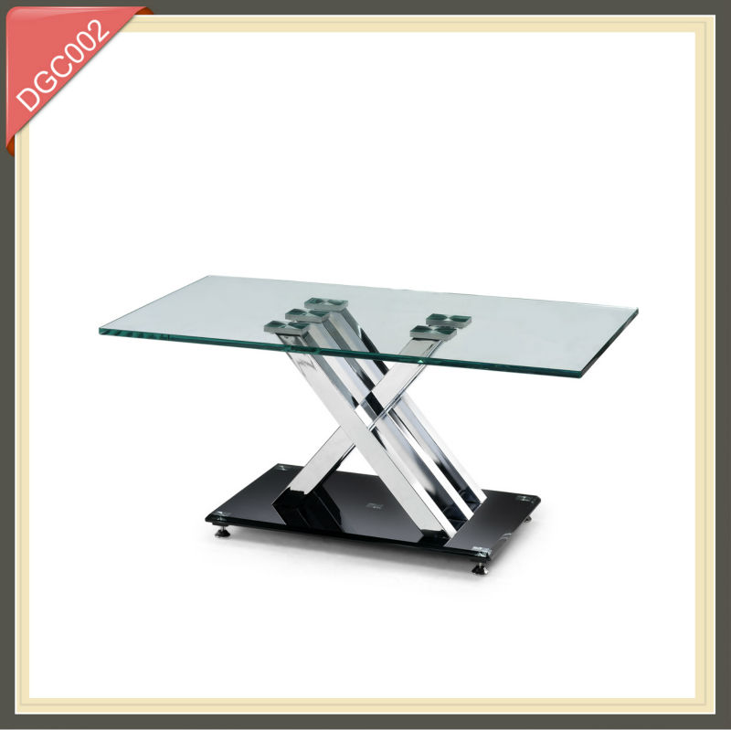 perspex rotating french provincial coffee table DGC002