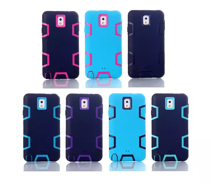 Cell Phone Case for Samsung Galaxy Note 3 N9000 ,Hot New Products for 2014Fashion Modeling Mobile Phone Covers for Samsung Note3