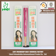 Vietnam aromatic stick incense type