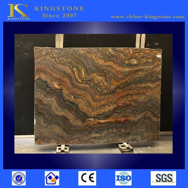 Cheap azul fusion granite slab (Good Price+CE)