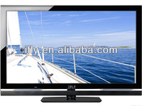 "Free shipping 32"" LCD TV LED TV With DVB-T HDMI USB VGA"