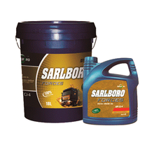 lubricanting oil SARLBORO CJ-4 10W40 diesel engine motor oil
