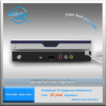 Digital TV HD SD MPEG-4 DVB-S/S2 Receiver from China Supplier