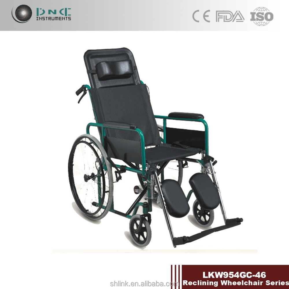 handicapped wheelchair /reclining wheelchair price