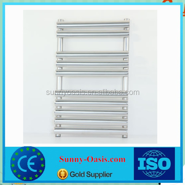 lowes hot water heater radiator stainless steel oval tube bath towel rails