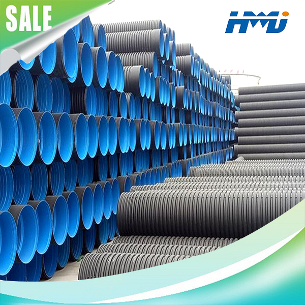 Fast delivery corrugated pipe plastic photos irrigation pipeline