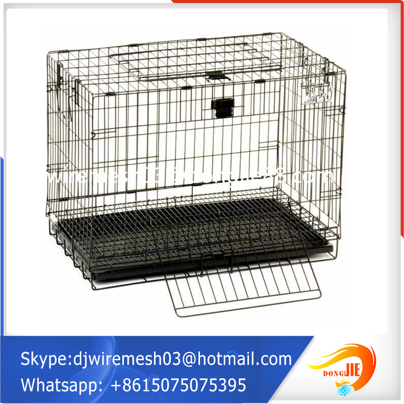 Cheap Commercial Galvanized rooster cage for sale cock cage