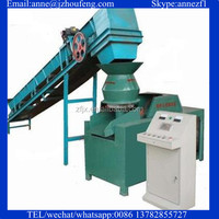 Straw briquette machine for recycle agro-wastes Skype:annezf1