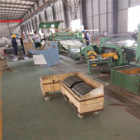 hot galvanized steel strips coil GI /slitting strips man moved stee strip/PPGI