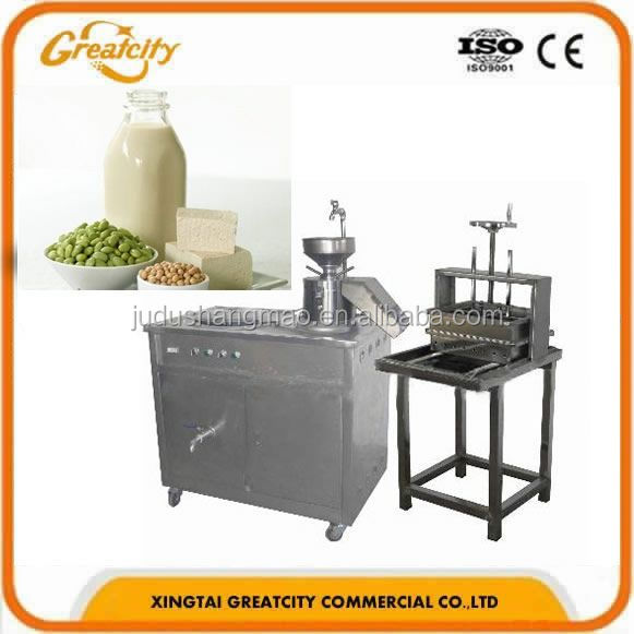 HD Top!!! Chinese style !Hot SellingMultifunctional tofu making machine/soy milk machine can produce soy milk, bean curd