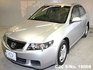 HONDA ACCORD S/N: 18008
