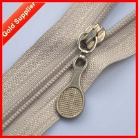 Direct factory prices China production double pull zipper
