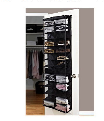 Shoe Shelf Organizer, Hanging Closet Organizer