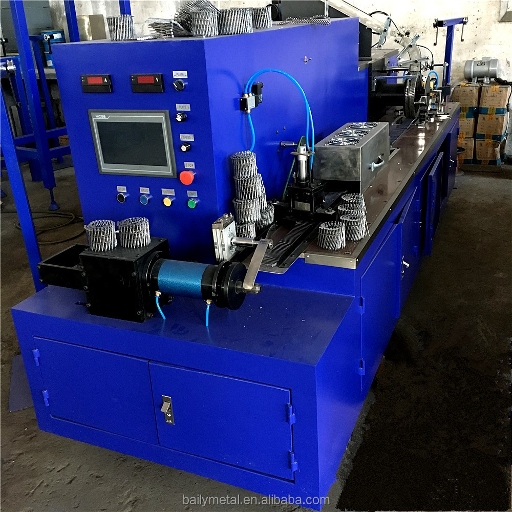 Top Quality Coil Nail Collator/Coil making machine