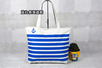 10 design option fashion canvas Bag High Quality shopping tote Bag Printed cotton bag