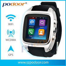 Android Smart Watch 2014 with GPS Watch Phone Android 4.4 wifi Bluetooth Smartwatch