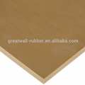 Natural rubber sheet sole mat/rubber sheet roll