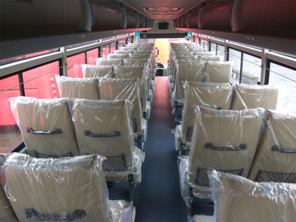 12meters 50 seater bus GL6127HKC luxury TOUR coach